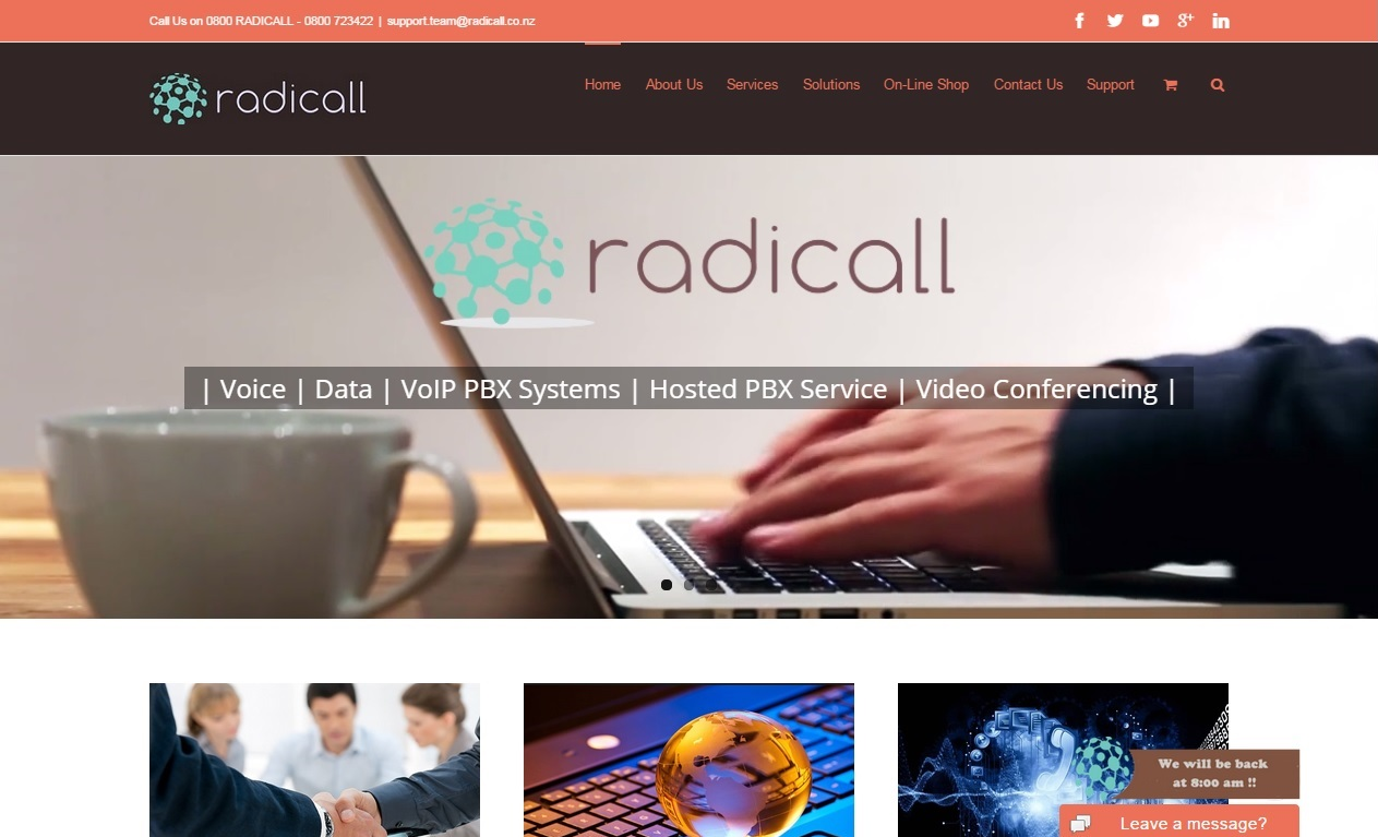 Customers - radicall